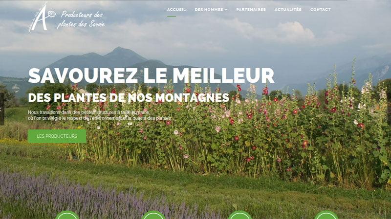 Syndicat des plantes aromatiques des Savoie