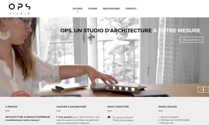 accueil studio ops