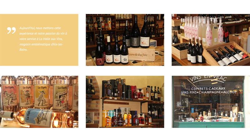 Galerie La Halle aux vins