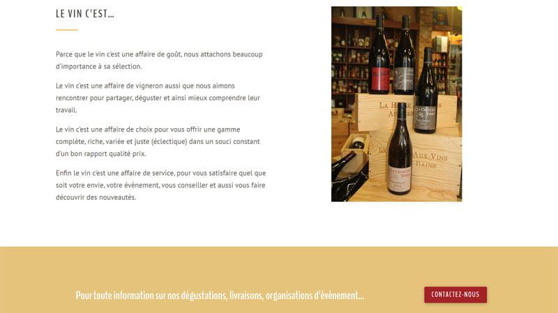 le vin la halle aux vins