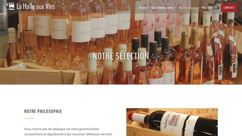 philosophie la halle aux vins