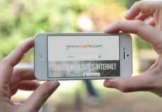 Smartphone accueil | Grain de Site