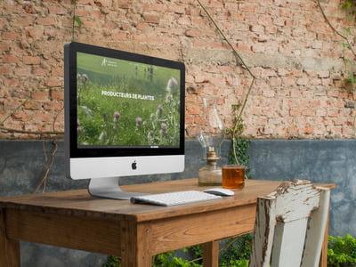 Le site internet des producteurs de plantes aromatiques et médicinales des Savoie